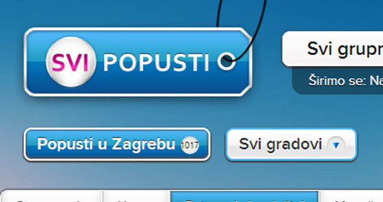 Preko 1000 popusta u Zagrebu