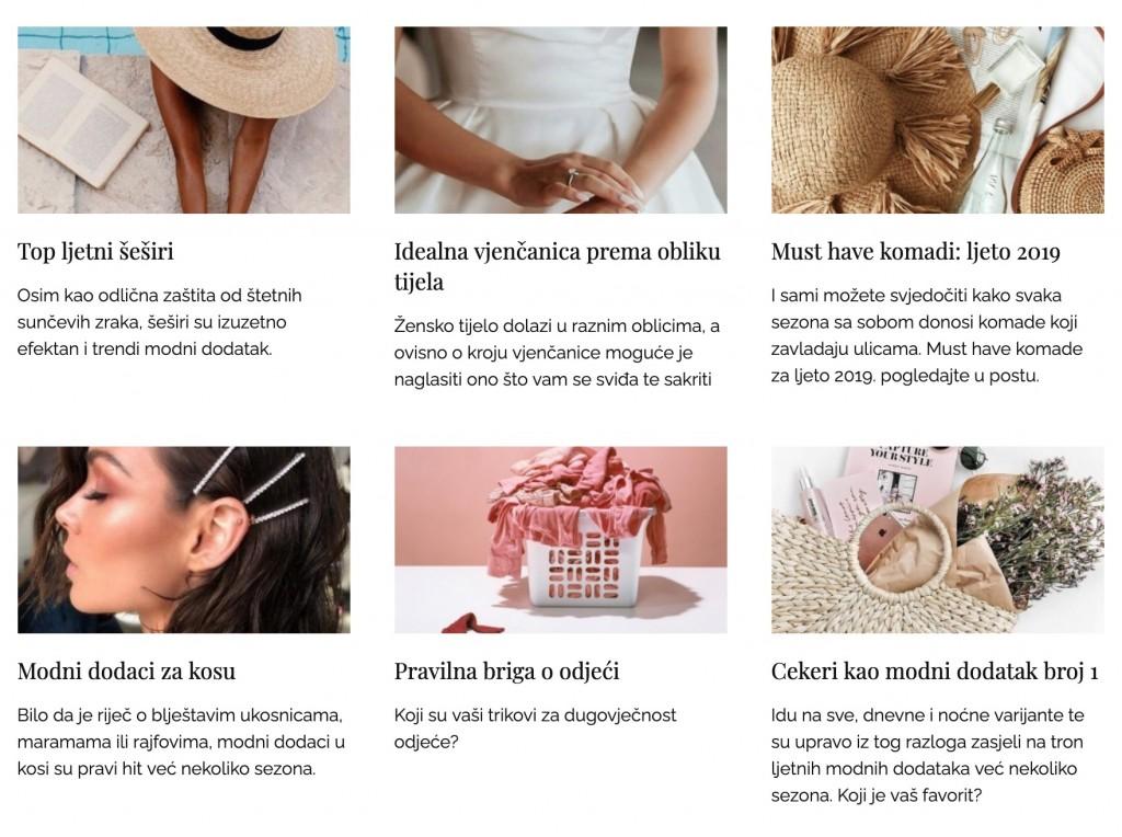 modni trendovi i novosti iz svijeta mode